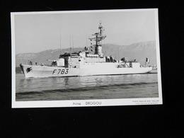 AVISO    DROGOU - Warships