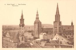 SINT-TRUIDEN -  Panorama - Met Kiosk - Sint-Truiden