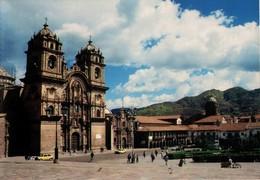 PERU. CUSCO. COMPAÑIA DE JESÚS - COMPAÑIA DE JESÚS CHURCH . (543) - Perú