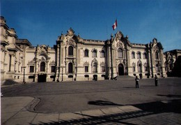 PERU. LIMA. PALACIO DE GOBIERNO - GOUVEMMENT PALACE. (473) - Peru