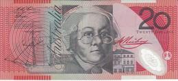 BILLETE DE AUSTRALIA DE 20 DOLLARS DEL AÑO 1994 CALIDAD MBC (VF)  (BANKNOTE) - Emissions Gouvernementales Décimales 1966-...
