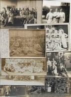 MILITARIA WW1 CARTE-PHOTO 20 Cartes Allemandes Croix-Rouge Hôpitaux Convalescence Guerre 1914-1918 - Guerre 1914-18