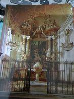 TORINO CARMAGNOLA  PARROCCHIA  COLLEGIATA  S PIETRO E PAOLO CAPPELLA DEPOSIZIONE E RELIQUE DEI SANTI  VB1964  HH2083 - Churches