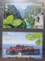Montenegro      Europa  Cept    Besuchen Sie Europa  2012  ** - 2012