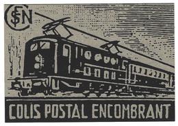 X05 - France - Colis Postal - Electric Train - Eisenbahnen