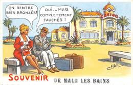 Malo Les Bains Dunkerque Souvenir Chap Chaperon - Malo Les Bains