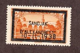 Alexandrette N°16 N** TB Cote 65 Euros !!!RARE - Unused Stamps