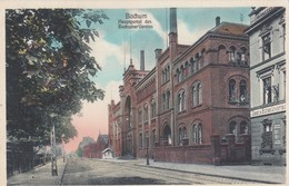 BOCHUM , Germany , 1900-10s ; Hauptportal Des Bochumer Vereins - Bochum