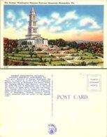 The George Washington Masonic National Memorial, Alexandria, Virginia - Alexandria