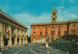 Italy - Roma (Rome) - Il Campidoglio - (The Capitol) - Orte & Plätze