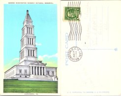 George Washington National Masonic Memorial, Alexandria, Virginia - Alexandria