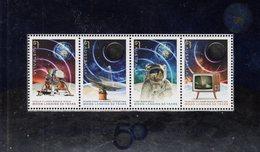 Australia - 2019 - 50 Years Of Moon Landing - Mint Souvenir Sheet With Holographic Foil Printing - 2010-... Elizabeth II