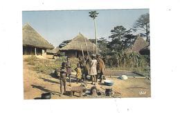 AFRIQUE EN COULEURS  LA VIE AU VILLAGE **** A SAISIR   ***** - Postales