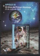 Uruguay (2019) - Block -  /  Espace - Space - Moon - Apollo - Astronaut - UNUSUAL 3D - Europe