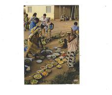 AFRIQUE EN COULEURS  SCENE DE MARCHE   FRUITS **** A SAISIR   ***** - Postales