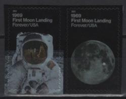USA (2019) - Set -  /  Espace - Space - Moon - Apollo - Astronaut - Europe