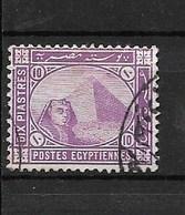 AF-004-EGYPT-1879-CAT. MICHEL NUMMER 24 - USED - Egypt