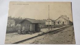 Gare De BOURRIOT BERGONCE - France