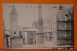 Calais - Aspect De La Cour De L'usine Gaillard - Calais