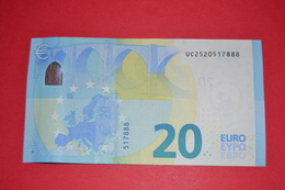 20 EURO U021 E3 - FRANCE -  UC2520517888 - UNC FDS NEUF - 20 Euro