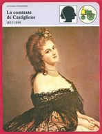 La Comtesse De Castiglione. Célèbre Espionne. Aristocrate Piémontaise. Maîtresse De Napoléon III. Second Empire. - Histoire