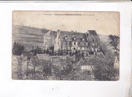 CPA DPT 24 CHATEAU DE BERBIGUIERES, PRES ST CYPRIEN  En 1908! - Sonstige Gemeinden