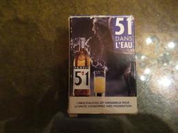Jeu Miniature De 54 Cartes Pub 51 Bon Etat - 54 Cards