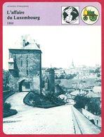 """L' Affaire Du Luxembourg. La Politique Du """"pourboire"""". 1866. Napoléon III. - Storia"""