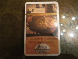 Jeu De 32 Cartes Neuf Pub Le Moulin De Marius Castelnaudary - 32 Kaarten
