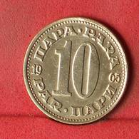 YUGOSLAVIA 10 PARA 1965 -    KM# 44 - (Nº32437) - Jugoslawien