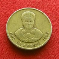 Swaziland 1 Lilangeni 1992 - Swaziland