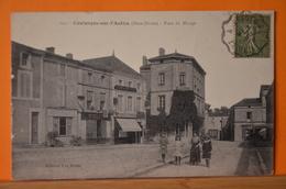 Coulonges Sur L'Autize - Place Du Minage - Coulonges-sur-l'Autize