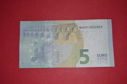 5 EURO M005 C2 - PORTUGAL -  MA2913022055 - UNC FDS NEUF - EURO