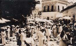 RP: Busy Market , Mexico , 1920-30s - Mexiko