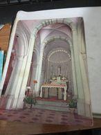 TORINO - CAVAGNOLO - ABBAZIA ROMANICA DI SANTA FEDE - INTERNO VB1984 HH2092 - Churches