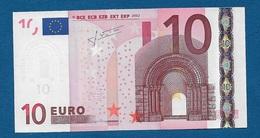 GRECIA - 2002 - BANCONOTA DA 10 EURO TRICHET SERIE Y (N024A3) - NON CIRCOLATA (FDS-UNC) - IN OTTIME CONDIZIONI. - 10 Euro