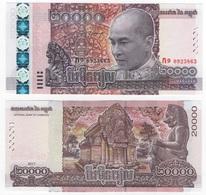 Cambodia - 20000 Riels 2017 / 2018 UNC Commemorative Lemberg-Zp - Cambodge
