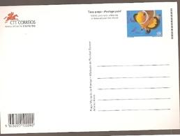 Portugal  ** & Postal Stationery,Marine Fauna, Lisbon, Marques De Pombal Square, EXPO 1998 (9668) - Interi Postali