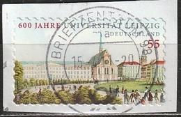 BRIEFZENTRUM 98 Ma - 15. 4 11 - 20 - Mi N. 2747 - UNIVERSITAT LEIPZIG - [7] Repubblica Federale