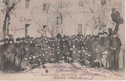 CPA Aix-en-Provence - Arts Et Métiers - Promo 1906 -1909 (belle Scène) - Aix En Provence