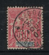 Senegambie Et Niger - Senegambia - Yvert 5 Oblitéré SEGOU - Scott#5 - Used Stamps