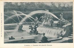 Z.805. CASERTA - Cascata Con Giuochi D'acqua - Caserta