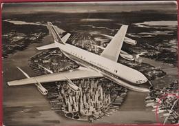SABENA Belgian Airline Airlines Boeing 707 Vliegtuig Avion Airplane Aircraft - 1946-....: Era Moderna