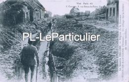CPA   Visé  La Guerre 1914-1915 - Visé
