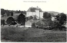 23 CHATEAU DE  CHEZOTTE  Par LUPERSAT - France
