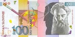 SLOVENIA 100 TOLARJEV 2003 PICK 31a UNC - Slovenia