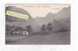 CPA :  14 X 9  -  14.  PETIT  BORNAND  -  Village De  La  Ville  Et  Maise - France