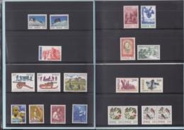 NORWEGEN  Jahrbuch 1985, Postfrisch **, Mit 918-929, 934-939 In Präsentationsfaltblatt - Norwegen