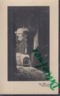 TÜRKEI  ISTANBUL (Konstantinopel), Gasse Mit Moschee-Eingang, Foto Um 1930 - Turquie