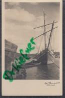 TÜRKEI  ISTANBUL (Konstantinopel), Segelschiff Im Hafen, Foto Um 1930 - Turquie